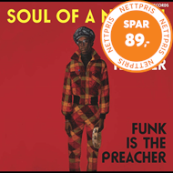 Soul Of A Nation: Jazz Is The Teacher, Funk Is The Preacher - Afro-Centric Jazz, Street Funk And The (VINYL - 3LP)