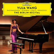Produktbilde for Yuja Wang - The Berlin Recitals (CD)