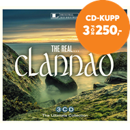Produktbilde for The Real... Clannad (3CD)