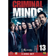 Criminal Minds - Sesong 13 (DVD)