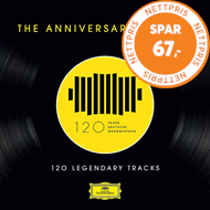 Produktbilde for Deutsche Grammophon: The Anniversary Edition - 120 Legendary Tracks (USA-import) (7CD)