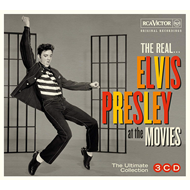 The Real ... Elvis Presley At The Movies (3CD)