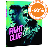 Produktbilde for Fight Club - Limited Steelbook Edition (BLU-RAY)