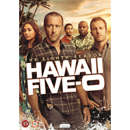 Hawaii Five-O - Sesong 8 (DVD)