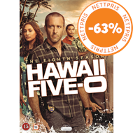 Produktbilde for Hawaii Five-O - Sesong 8 (DVD)