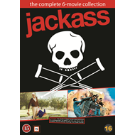 Produktbilde for Jackass - The Complete 6-Movie Collection (DVD)