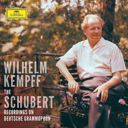 Wilhelm Kempff - Complete Schubert Solo Recordings On Deutsche Grammophon (USA-import) (9CD + Blu-ray A)