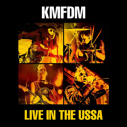 Live In The USSA (CD)