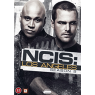 NCIS: Los Angeles - Sesong 9 (DVD)