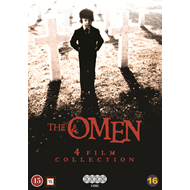 The Omen - 4-Film Collection (DVD)