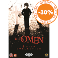 Produktbilde for The Omen - 4-Film Collection (DVD)