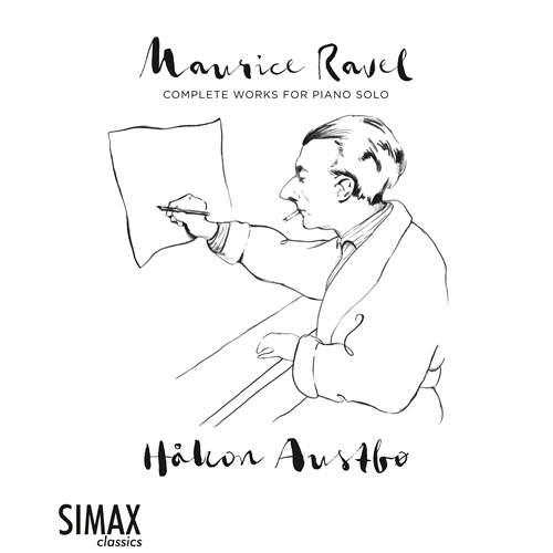 Håkon Austbø - Ravel: Complete Works For Piano Solo (2CD)