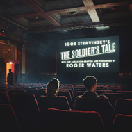 The Soldier's Tale - Narrated By Roger Waters (CD)