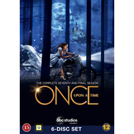 Once Upon A Time - Sesong 7 (DVD)