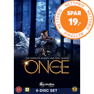 Produktbilde for Once Upon A Time - Sesong 7 (DVD)