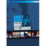 Rory Gallagher - Ghost Blues: The Story Of Rory Gallagher & The Beat Club Sessions (UK-import) (DVD)