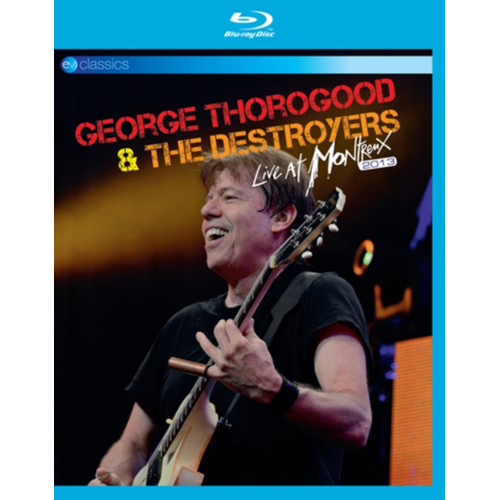 George Thorogood - Live At Montreux 2013 (BLU-RAY)