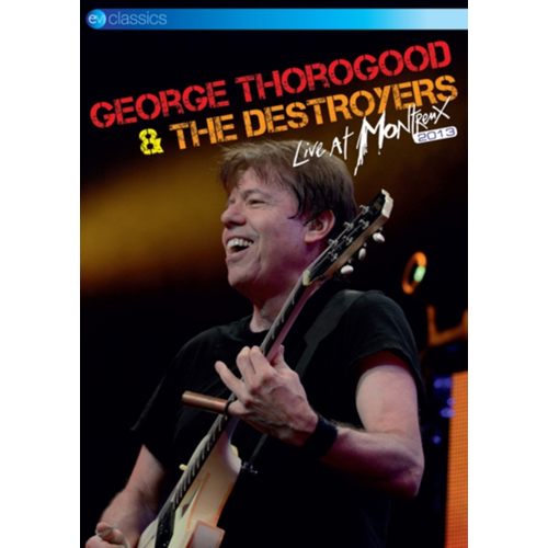 George Thorogood - Live At Montreux 2013 (DVD)