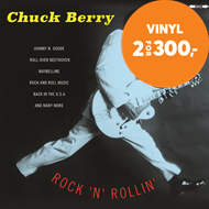 Produktbilde for Rock 'n' Rollin (VINYL - 2LP - 180 gram)