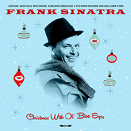 Produktbilde for Christmas With Old Blue Eyes (VINYL – 180 gram)