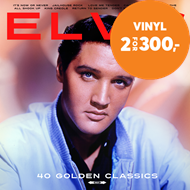 Produktbilde for 40 Golden Classics (VINYL - 2LP - 180 gram)
