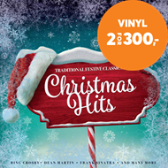 Produktbilde for Christmas Hits (VINYL – 180 gram)