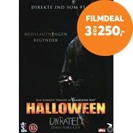 Produktbilde for Halloween (2007) (DK-import) (DVD)