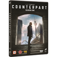 Produktbilde for Counterpart - Sesong 1 (DVD)