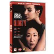 Produktbilde for Killing Eve - Sesong 1 (DVD)