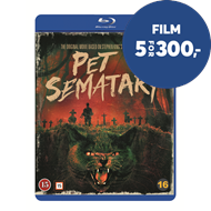 Pet Sematary (1989) - 30th Anniversary Edition (BLU-RAY)
