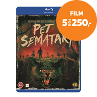 Produktbilde for Pet Sematary (1989) - 30th Anniversary Edition (BLU-RAY)