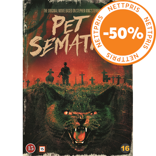 Pet Sematary (1989) - 30th Anniversary Edition (DVD)