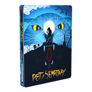 Pet Sematary (1989) - Limited 30th Anniversary Steelbook Edition (BLU-RAY)