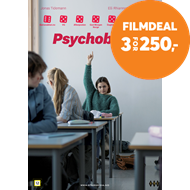 Produktbilde for Psychobitch (DVD)