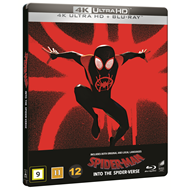 Spider-Man: Into The Spider-Verse - Limited Steelbook Edition (2018) (4K Ultra HD + Blu-ray)