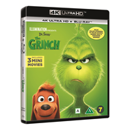 Produktbilde for Grinchen (2018) (4K Ultra HD + Blu-ray)