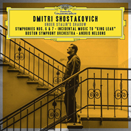 "Produktbilde for Shostakovich: Symphonies Nos. 6 & 7; Incidental Music To ""King Lear"" (2CD)"