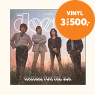 Produktbilde for Waiting For The Sun - 50th Anniversary Edition (VINYL - 180 gram)