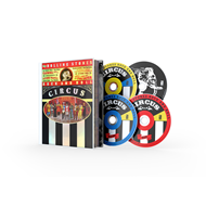 Produktbilde for Rock And Roll Circus - Special Limited Deluxe Edition (2CD+DVD+Blu-ray+Bok)