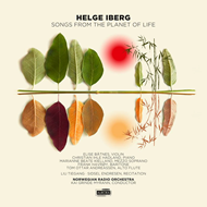Iberg: Songs From The Planet Of Life (CD)