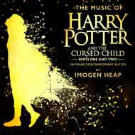 Produktbilde for The Music Of Harry Potter And The Cursed Child - In 4 Contemporary Suites (VINYL)