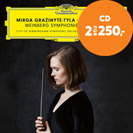 Produktbilde for Weinberg: Symphonies Nos. 2 & 21 (CD)