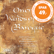 Produktbilde for Oriental Winds Of The Baroque (CD)