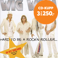 Produktbilde for Hard To Be A Rock 'N' Roller (CD)