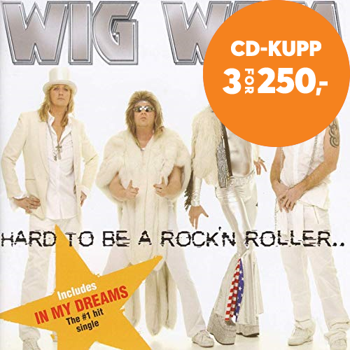 Hard To Be A Rock 'N' Roller (CD)