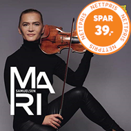Produktbilde for Mari Samuelsen - Mari (2CD)