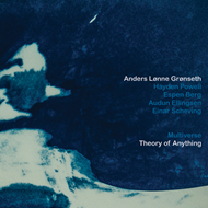 Produktbilde for Theory Of Anything (CD)