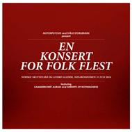 En Konsert For Folk Flest - Limited Edition (VINYL - 2LP - 180 gram + CD + DVD)