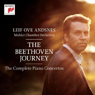 Leif Ove Andsnes - The Beethoven Journey: The Complete Piano Concertos (3CD)