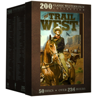 The Trail West (DVD - SONE 1)